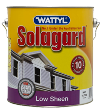 Wattyl Solagard Low Sheen